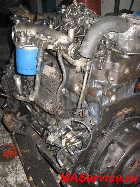 Ремонт двигателя 245 евро 2 своими руками 32