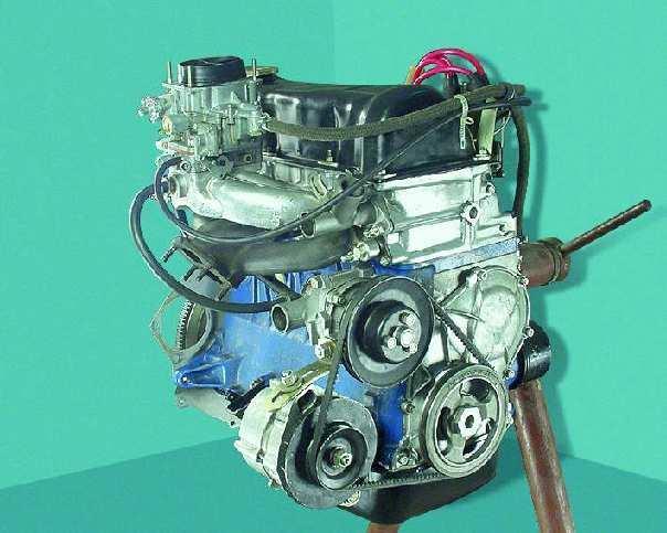 Ремонт двигателя ваз 2101 2103 2104 2105 2106
