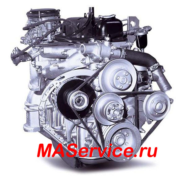 Ремонт двигателя УАЗ ЗМЗ-402
