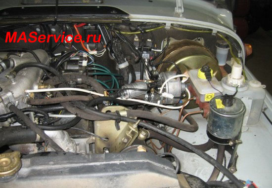 Ремонт двигателя УАЗ УМЗ-417