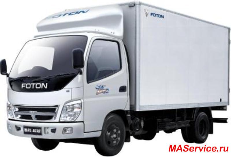 Ремонт двигателя Фотон - Foton