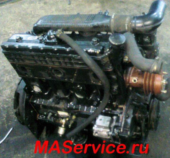 ГАЗ-3307 двигателя с