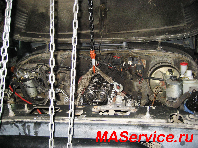 Ремонт дизельного двигателя уаз